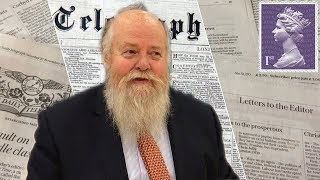video: Inside the Telegraph letters page: from pen to print