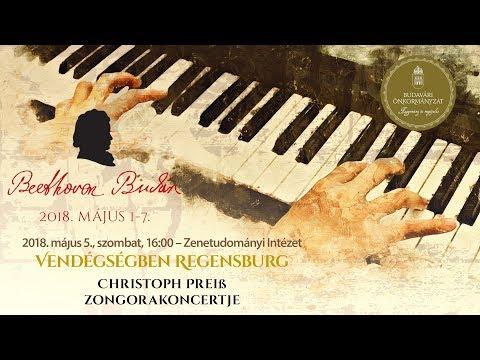 Beethoven Budán 2018 - Vendégségben Regensburg - video preview image