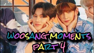 Woosang Moments Part 4 || Wooyoung & Yeosang Ateez ||