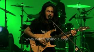 North East rock band Traffic Jam performs for Delhi