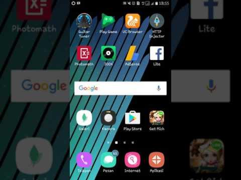 Video Cara Mengatasi data seluler android tidak mau muncul