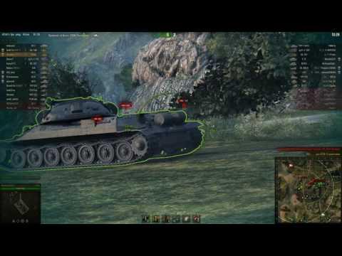 Т-62А, Рудники, Стандартный бой