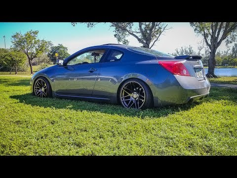 Altima Coupe Forgestar F14 Super Deep Concave Wheels | HD