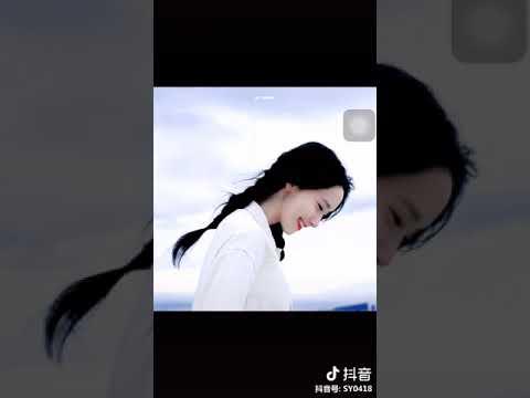 [抖音tiktok]韓國女神潤娥 美到連夕陽都為她打光