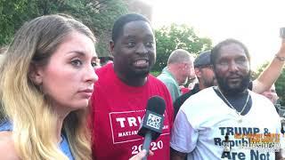Blacks For Trump Speak Out