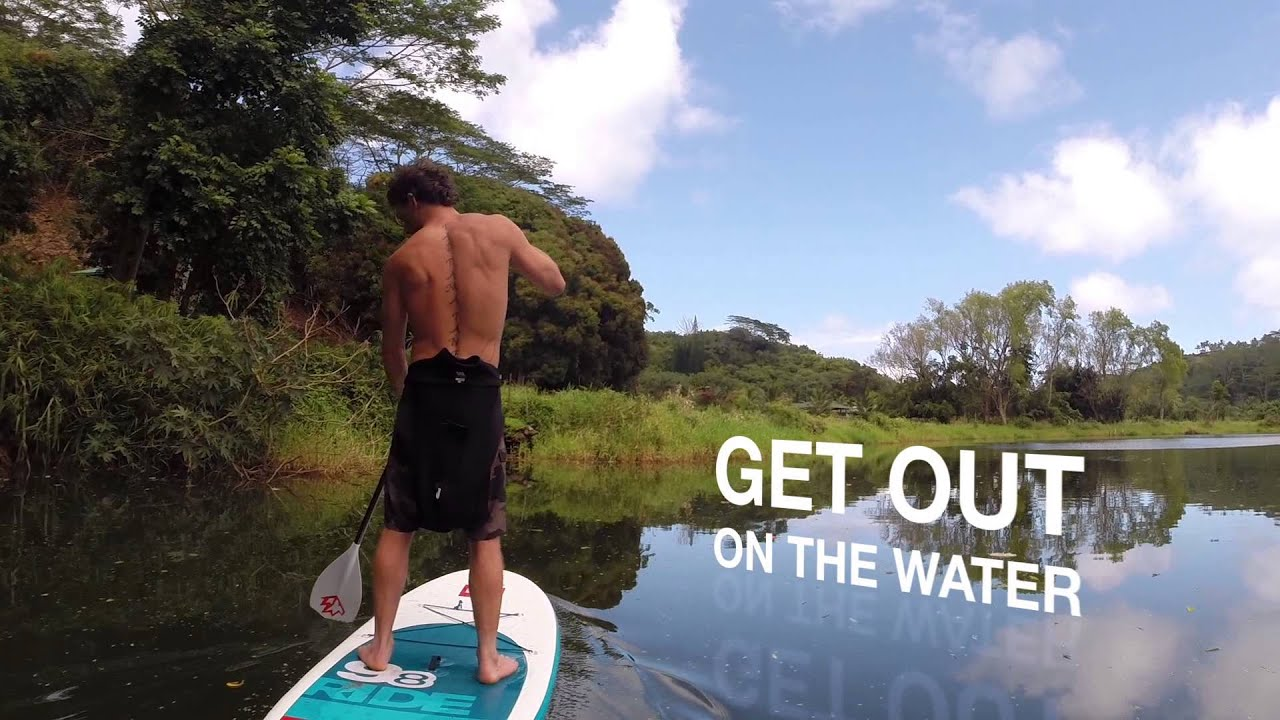 "Torch SUP Paddle (68""L) video thumbnail"