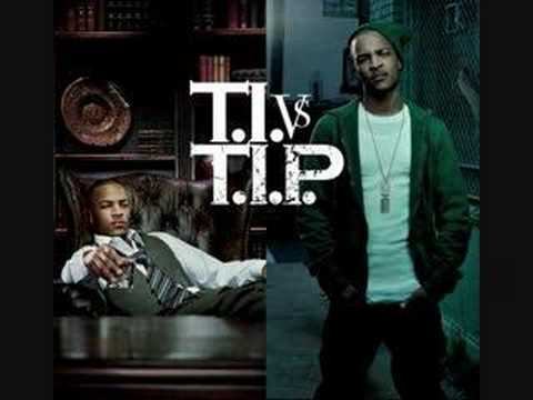 Act I: T.I.P. cover