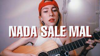 NADA SALE MAL   Aitana (Cover + TUTORIAL Fácil) 🎶 Gemma Pérez