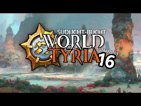 Guild Wars 2 ♦ Südlicht-Buch (100% Karte) ♦ World of Tyria [Staffel 03] #16 (Staffelfinale)