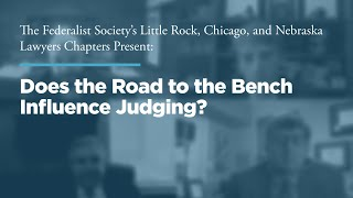 Click to play: Does the Road to the Bench Influence Judging?