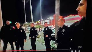 Swatting LAXPD called on tony vera  and said he was pointing a laser at aircraft landing  LAX