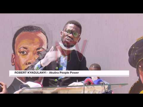 OBUYAMBI BWEYONGEDDE: People Power n'abalala badduukiridde omulanga