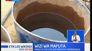 Washukiwa wa wizi wa mafuta wakamatwa Nairobi