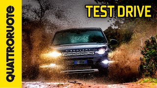 Land Rover Discovery Sport 2015 - Test Drive