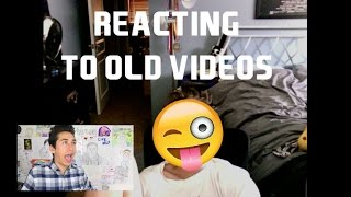 Reacting To Old Videos   Brennen Taylor