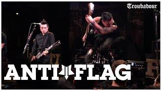 Anti-Flag - Silence = Violence Tour 2018