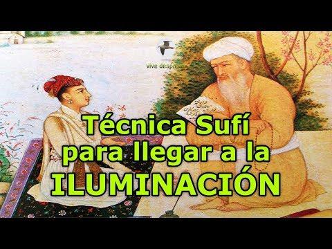 Técnica Sufí para llegar a la Iluminación utilizada por Gurdjieff