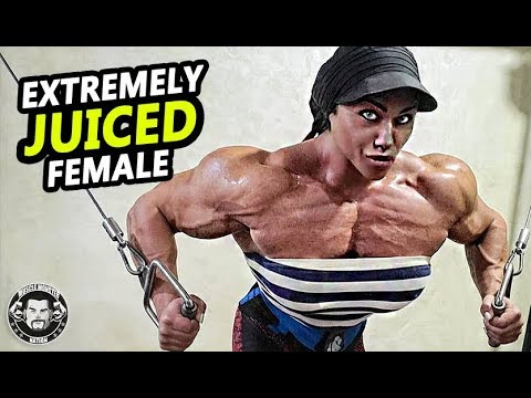 , title : 'Biggest & Freakiest Female Bodybuilder Will Compete At Romania Pro'