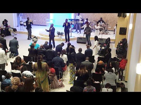 culte en direct avec Pasteur Myco Batshika
