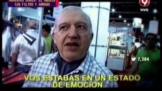 MOMENTOS DUROS - EL ABUELO SIN FILTRO Y ARMADO - 29-05-15