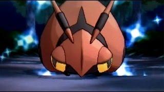 Venipede  - (Pokémon) - Shiny Venipede after 798 Soft Resets on Route 6! (Pokemon X)