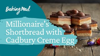 How to make millionaires shortbread