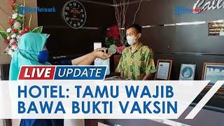 Cegah Penularan Covid-19, Hotel di Lahat Minta Pengunjung Tunjukkan Surat Vaksin & Negatif Corona
