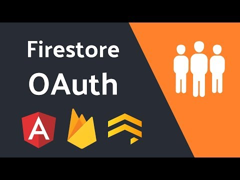 Liked on YouTube: Google Sign-In with Firestore Custom User Data