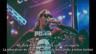Young Thug - Again ft. Gucci Mane (Subtitulado en Español)