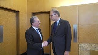 ԱԳ նախարար Զոհրաբ Մնացականյանի հանդիպումը ՄԱԿ Ժնևյան գրասենյակի գլխավոր տնօրեն Մայքլ Մոլլերի հետ