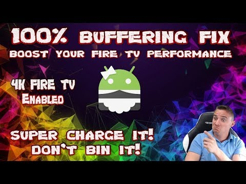 Super Boost Your 4K Fire Stick - SD Maid how too install on fire tv