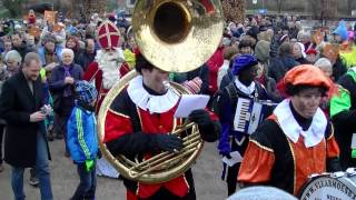 preview picture of video 'Potsdam (Germany): Sinterklaas is coming home 2014 - 2D-Version'