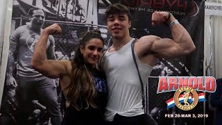 THE ARNOLD CLASSIC 2019