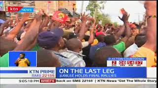 President Uhuru sends harsh warning to anyone planning to disrupt fresh elections