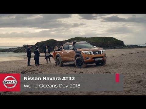 Nissan  Navara Пикап класса J - рекламное видео 3