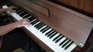30 Seconds To Mars~Stranger in a Strange Land ( piano cover )