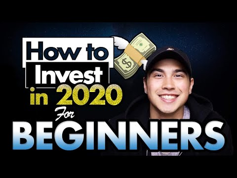 How To Invest In The Stock Market For Beginners In 2018! 💸