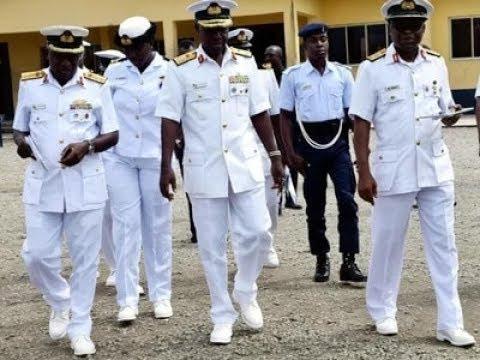 Nigerian Navy commences its 2017 recruitment exercise