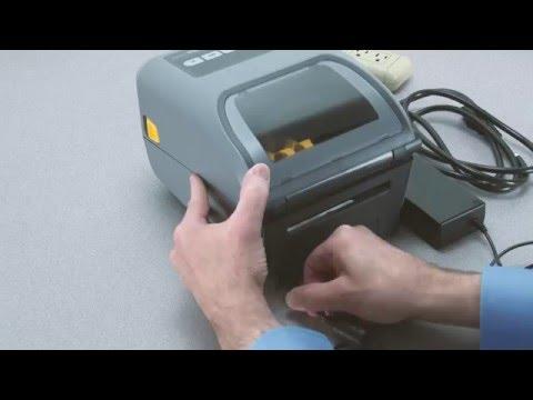 Zebra ZD420D Desktop Barcode Printer
