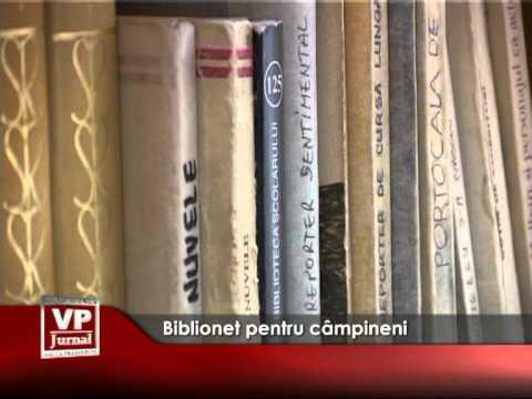 Biblionet pentru câmpineni