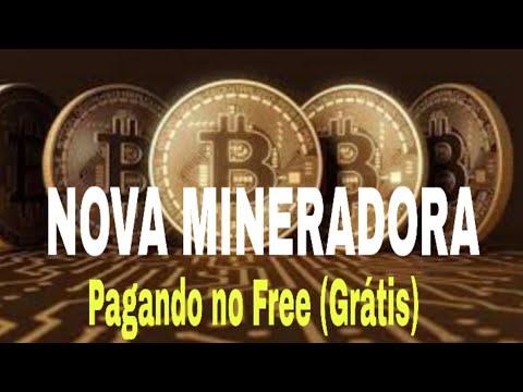NOVA MINERADORA DE BITCOIN PAGANDO NO FREE \Money no Paypal/
