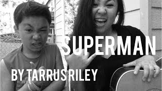 Superman by Tarrus Riley (Cover by Aesha Marie and Rahmeses)
