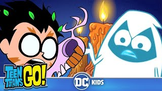 Teen Titans Go! | Ghost Party | DC Kids