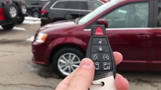 FAQ How To Use Dodge Grand Caravan Key Fob