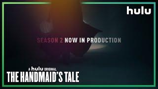 The Handmaids Tale Season 2 - In Production - April 2018 • A Hulu Original