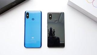 Обзор Xiaomi Mi 8 и Xiaomi Mi 8 SE