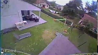BETA FPV 85 PRO 2 powerloop et mode accro