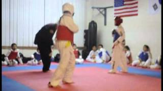 TKD Training at Shafter Dec. 2010.mpg