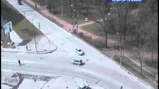 ДТП с пешеходом на улице Токарева