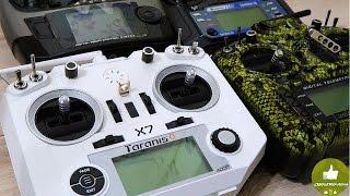 ✔ Короткометражка! В ролях: Taranis Q X7, FlySky FS-i6, RadioLink AT9, Taranis X9D Plus! Banggood